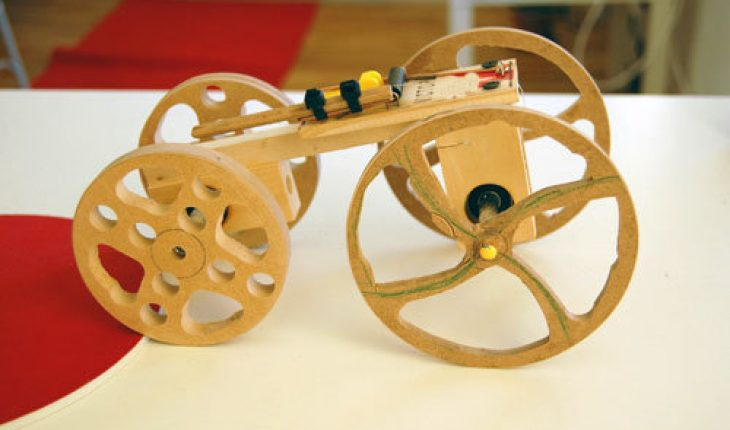 How To Build A Mouse Trap Car