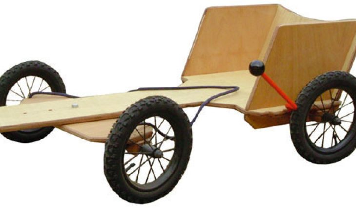 How to Build a Wooden Go-Kart - Buildables