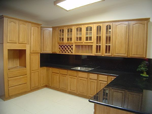 How to build a kitchen cabinet for Building kitchen cabinets in place