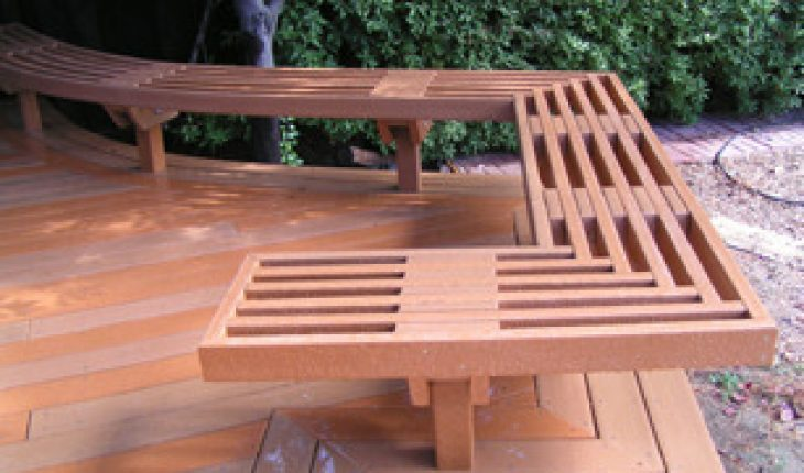 How To Build A Deck Bench Buildables