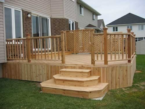 deck building nh deck building codes