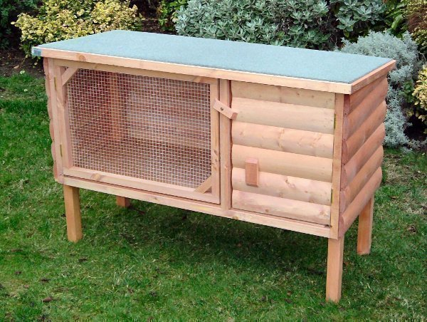 How to build a rabbit hutch - How to make a rabbit cage ...