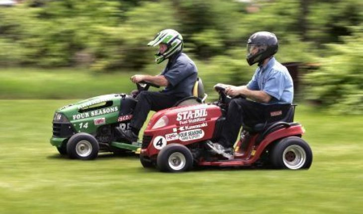 How To Build A Racing Lawnmower Buildables