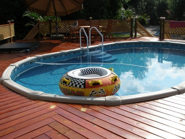 How To Build A Pool Deck Buildables